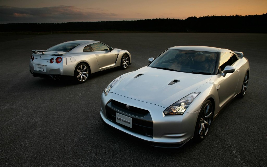 2013 Nissan Skyline GT R2 Wallpaper