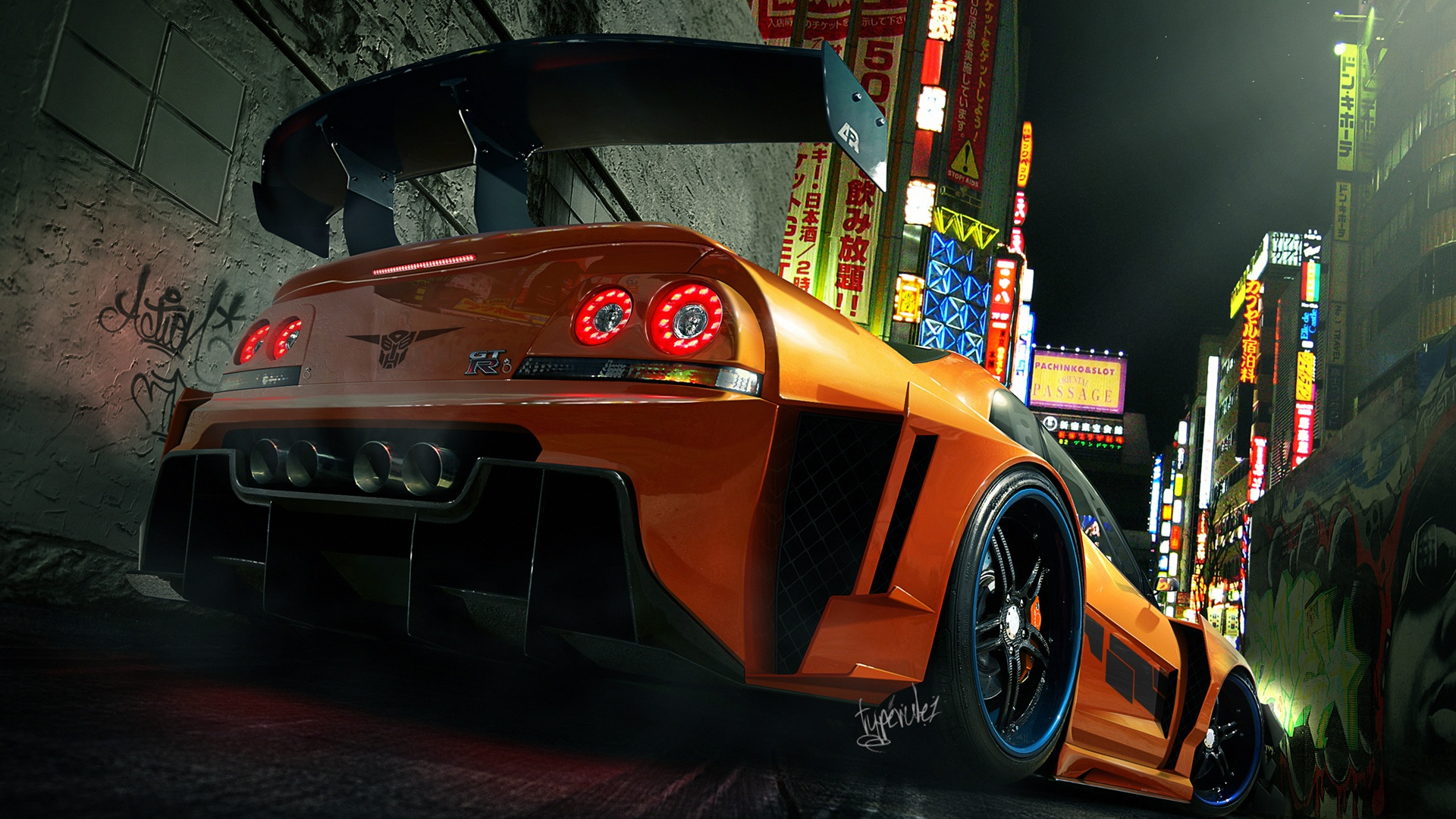 Awesome Nissan Skyline Gtr Hd Wallpapers My Site