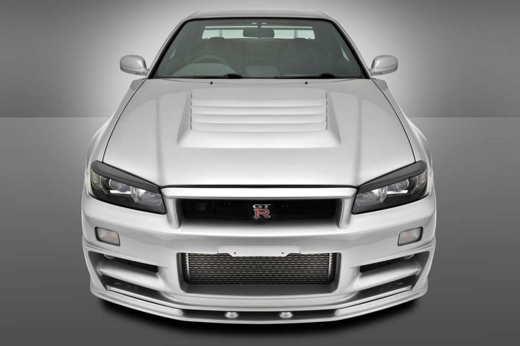 Free Nissan Skyline R34 GT R HD Wallpaper For Desktop