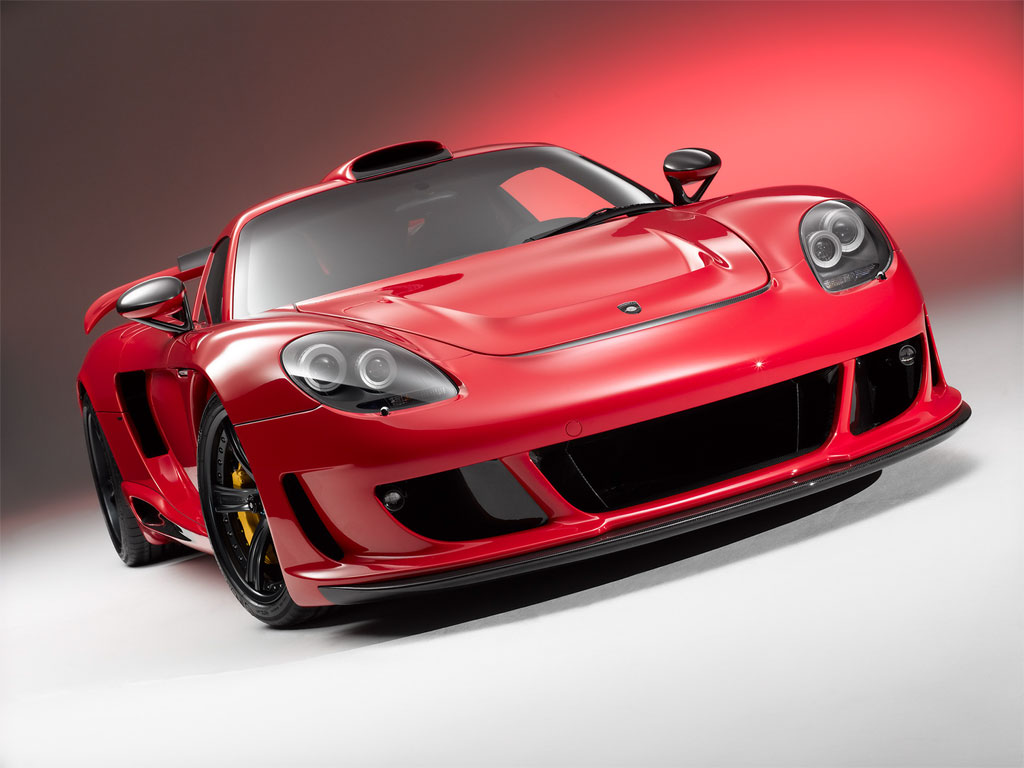 Porsche Carrera GT Sports Car Wallpapers-2013