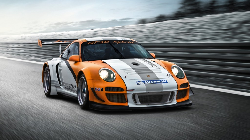 Porsche GT3 Hybrid 1920x1080 Wallpapers