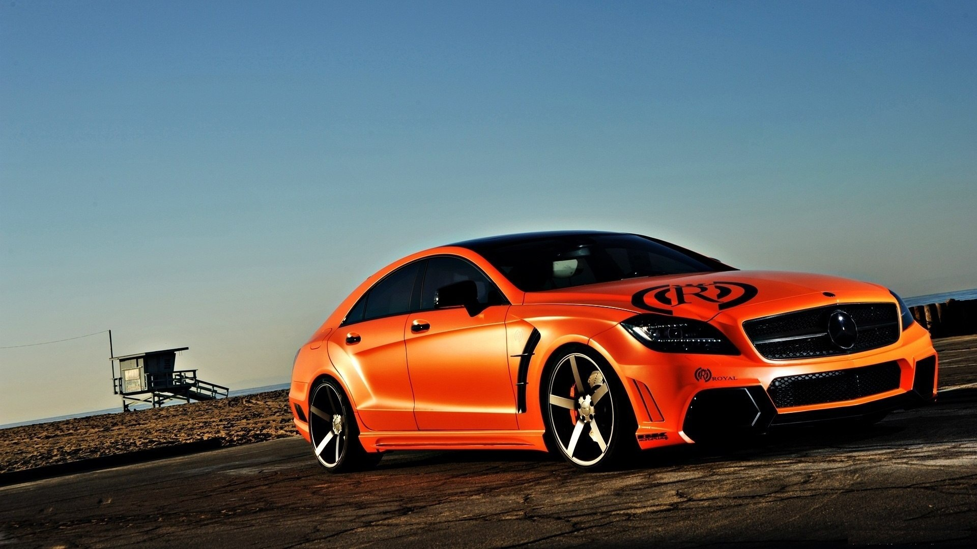 Royal Mercedes Benz-HD Wallpapers