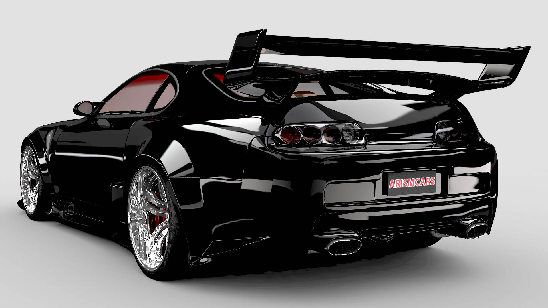 Supra Sports Car 1080-Wallpapers