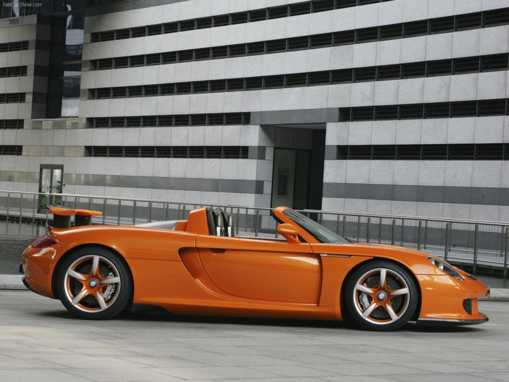 2013 Techart Porsche Carrera GT HD Wallpapers