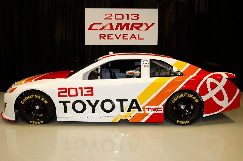 2013 Toyota NASCAR Camry