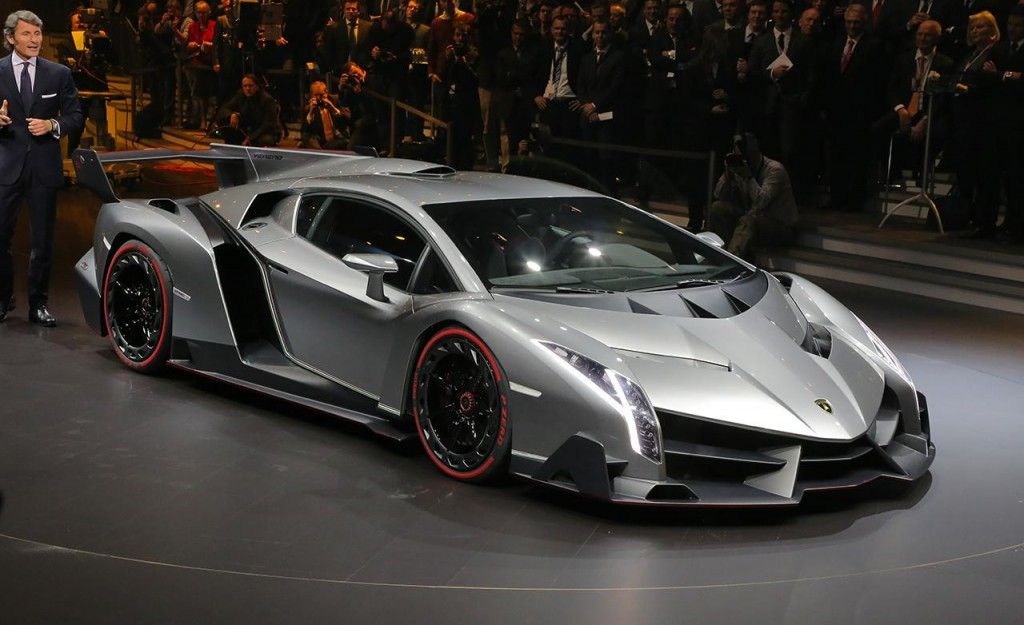 lamborghin veneno photos 2013