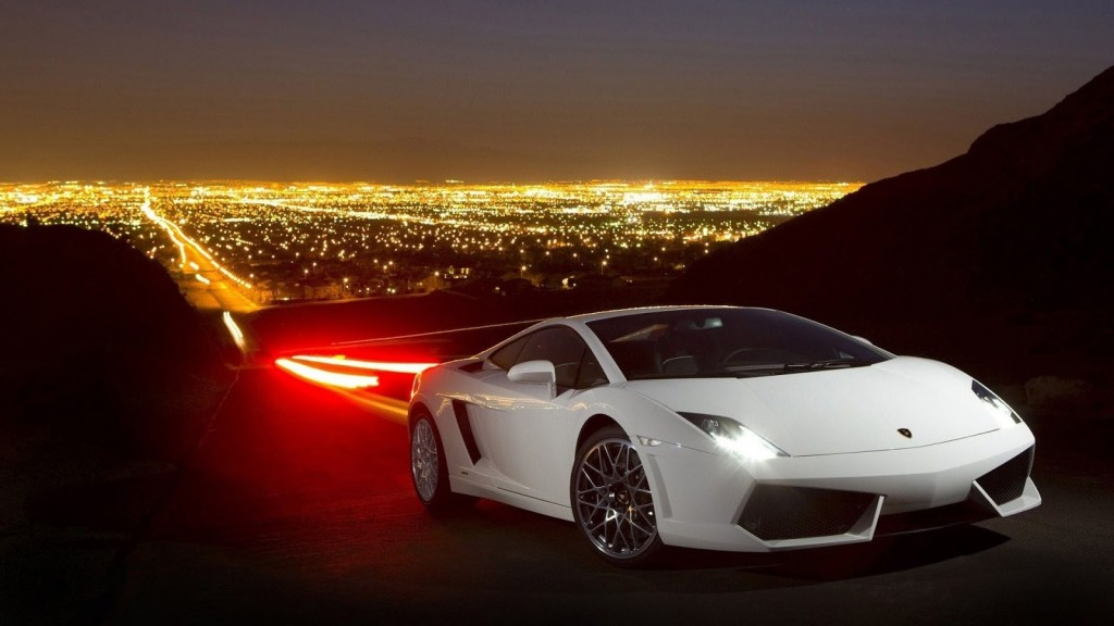 download Car Landscape Lamborghini Gallardo Wallpapers