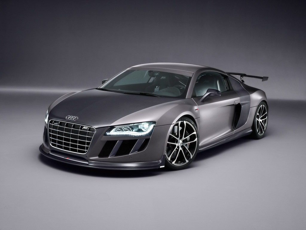 2010 Audi Car-HD Wallpapers