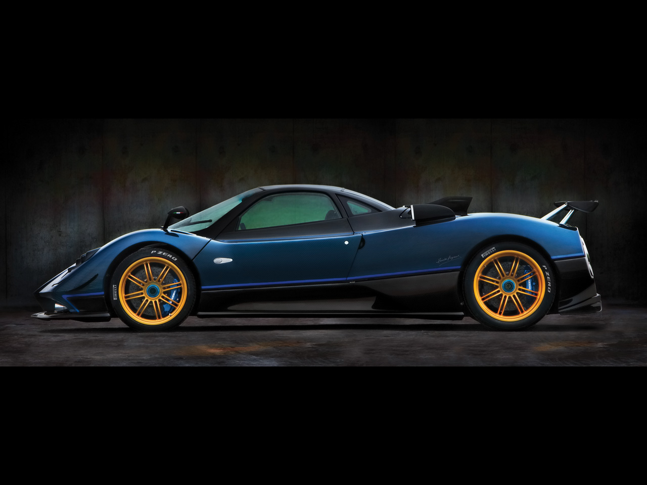 2010 Pagani Zonda Car Wallpapers-1080p