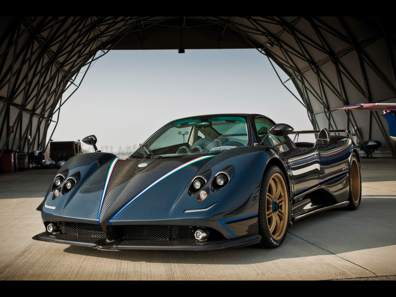 2010 Pagani Zonda Wallpapers-1080p