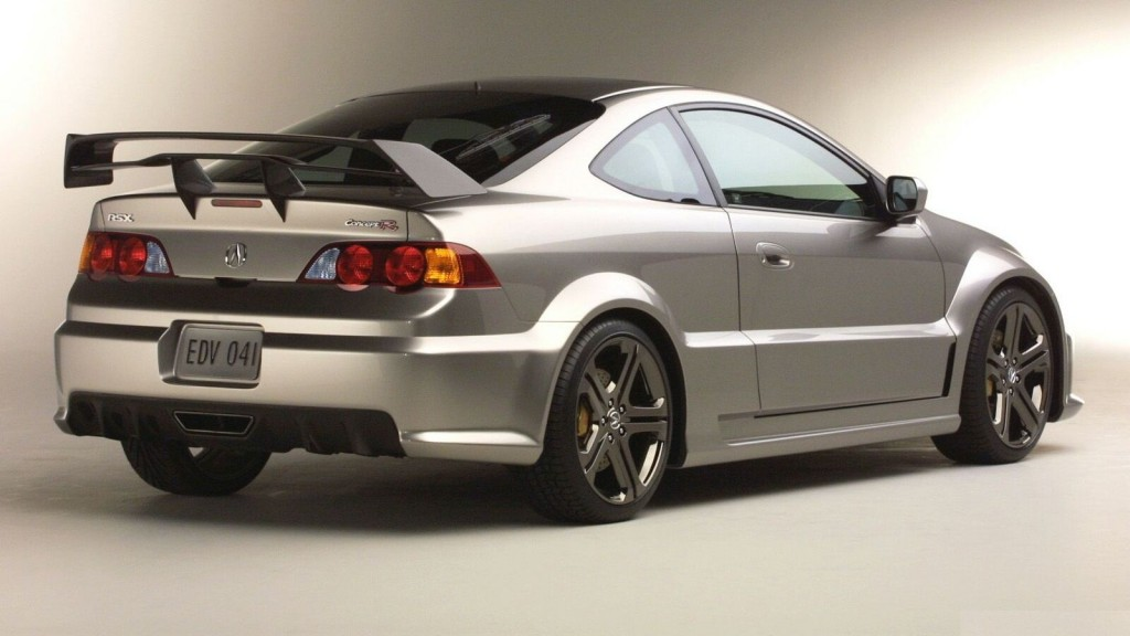 Acura RSX Concept Car Wallpapers