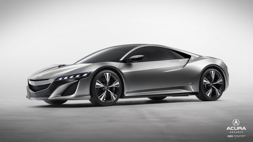 Acura nsx HD Wallpapers-1080p