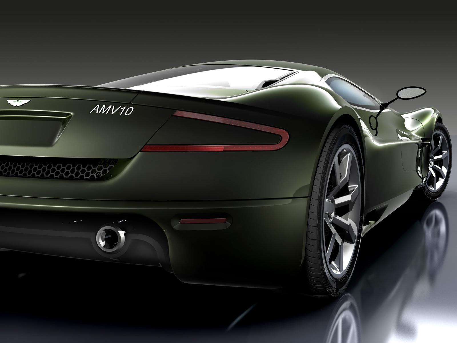 Aston Martin MVP-HD Wallpapers