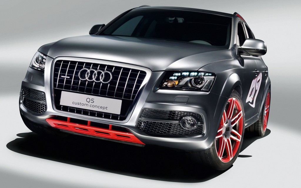 Audi q5 Car Wallpapers