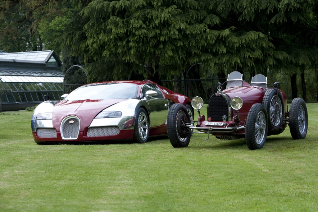 Bugatti New Look VS Old-Look-HD Wallpapers