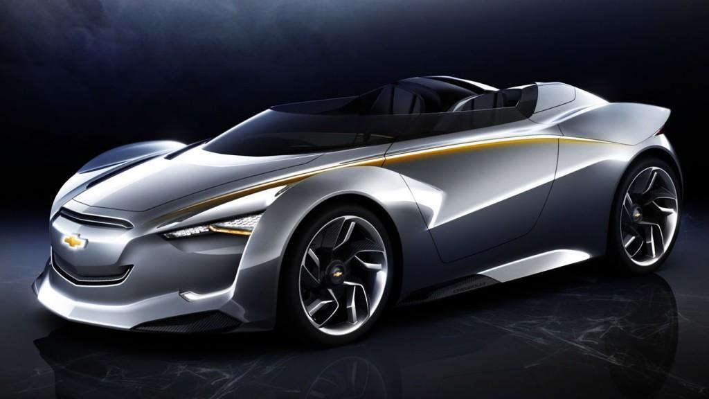 Chevrolet Mi Ray Roadster Concept Car Wallpaper hd