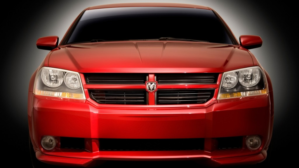 Dodge Avenger Front Wallpapers 1080p