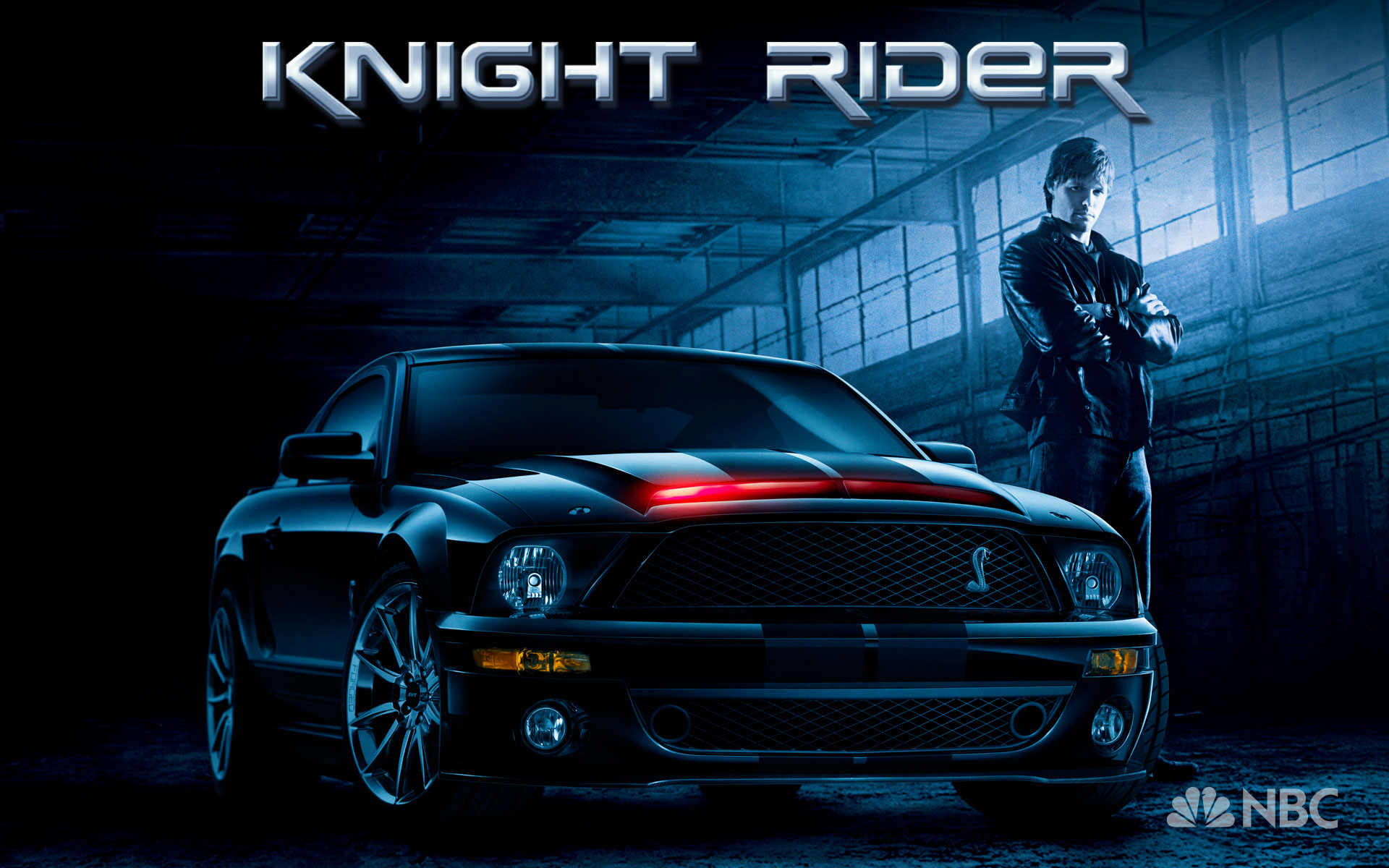 Knight Rider Car-Wallpapers