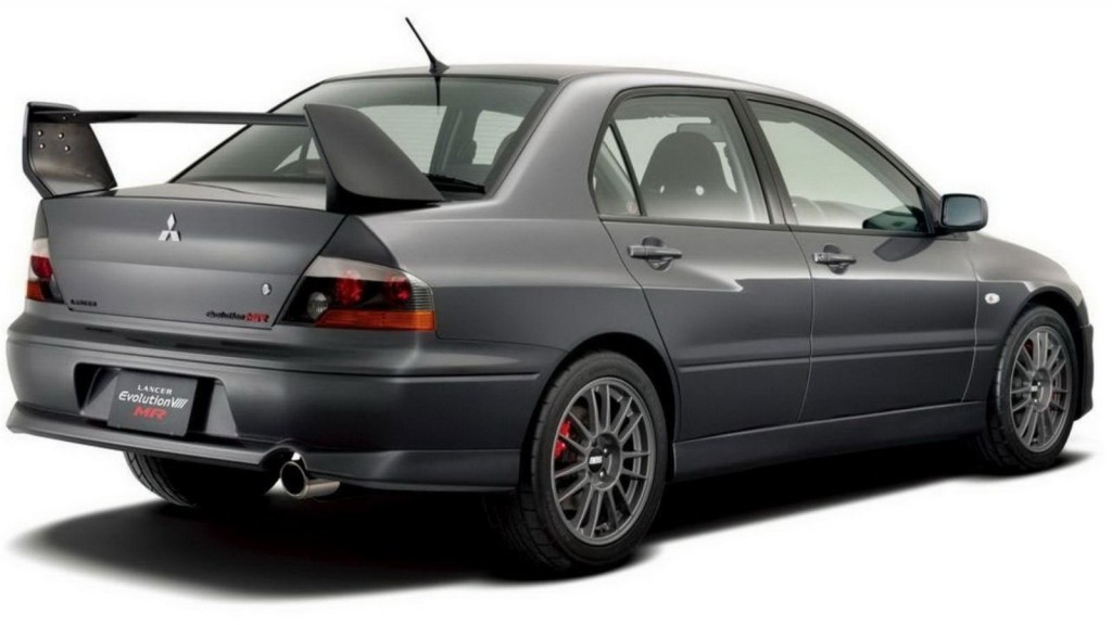 Lancer Evolution Car Wallpapers
