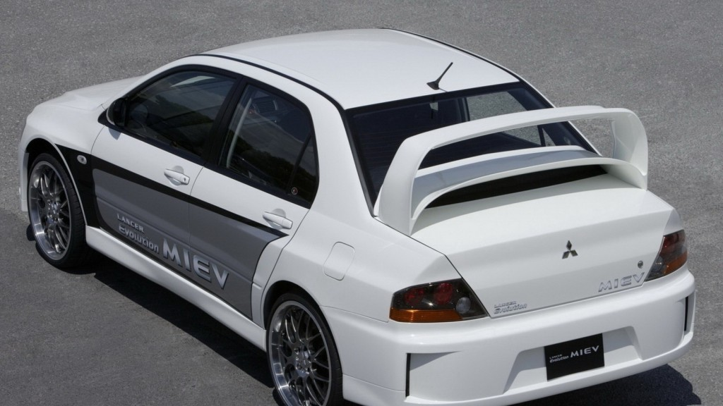 Lancer Evolution HD Wallpapers