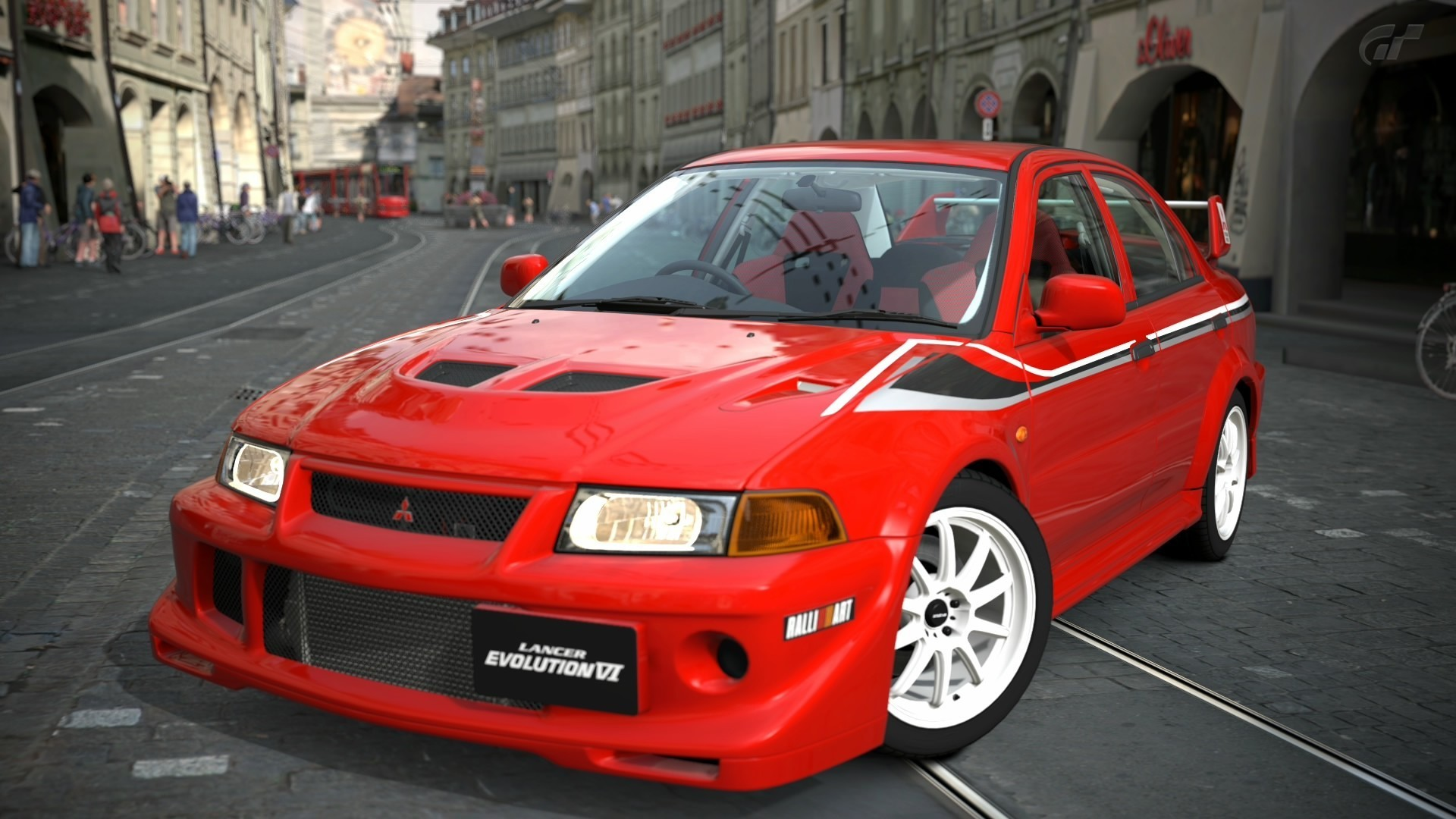 Mitsubishi Lancer Evolution Hd Wallpaper 1080p For Desktop