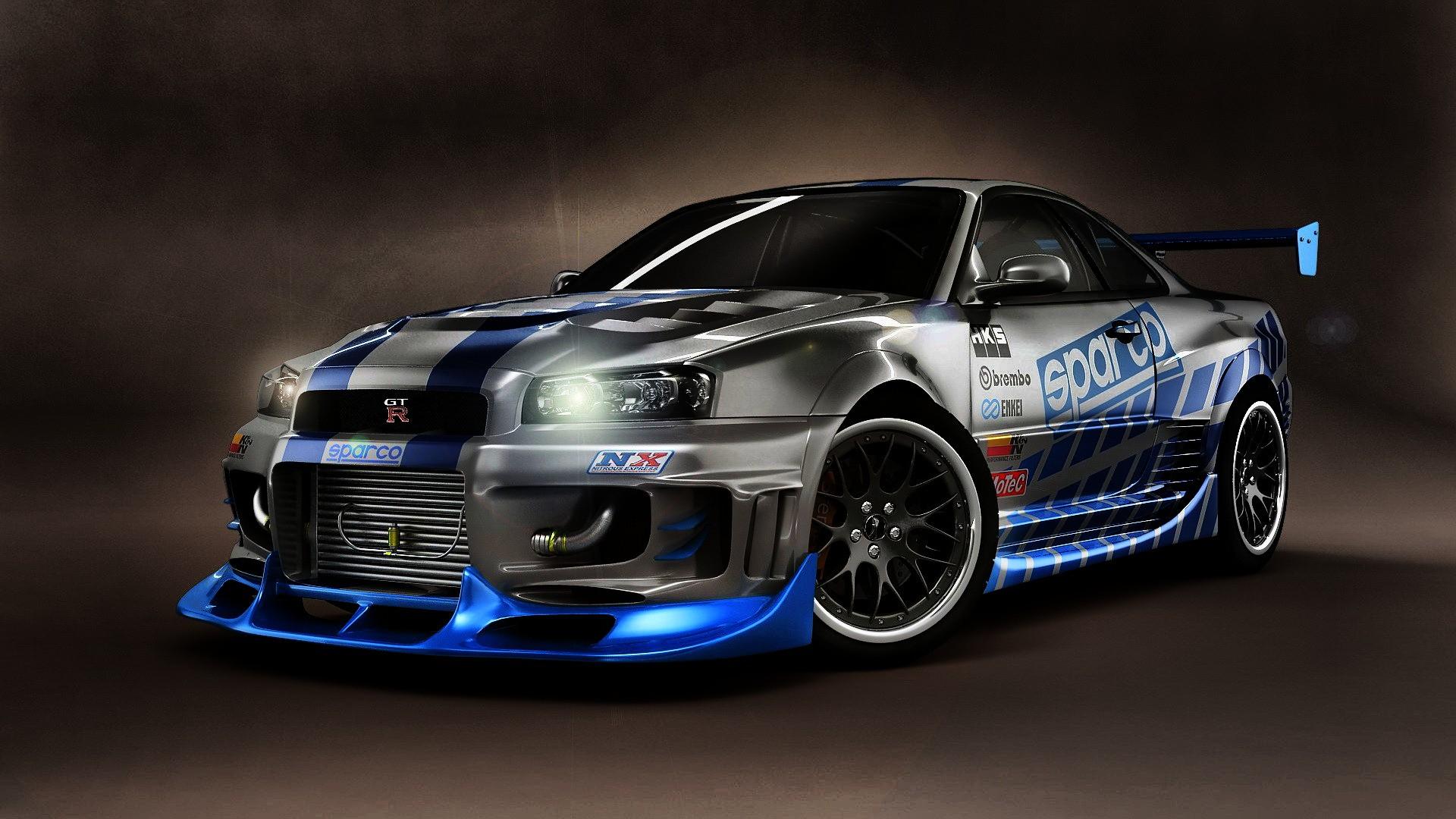 Nissan Skyline gtr Wallpaper-1080p | Car Wallpapers