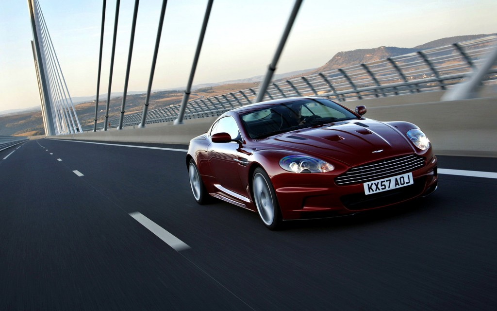 Red Aston Martin Cars HD Wallpapers