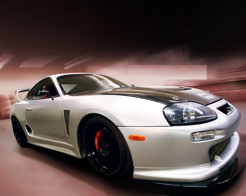 Toyota Supra Wallpapers HD