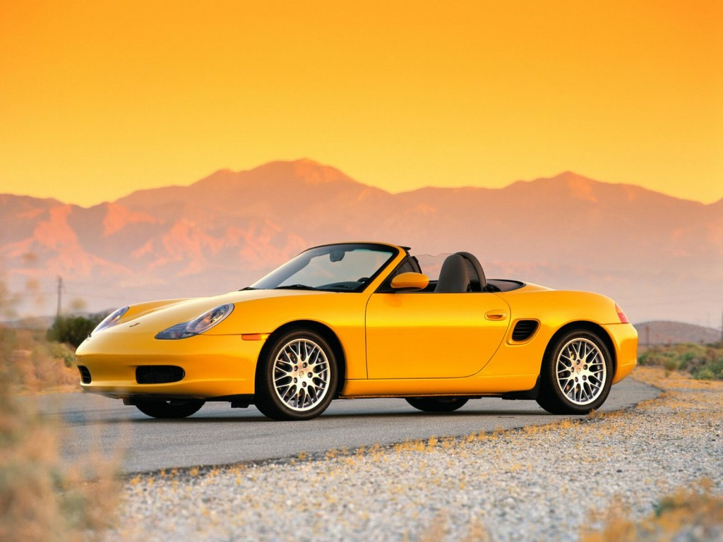 1080p Yellow Car Wallpapers