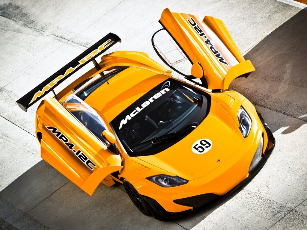 Yellow Lamborghini Cars HD Desktop Wallpapers