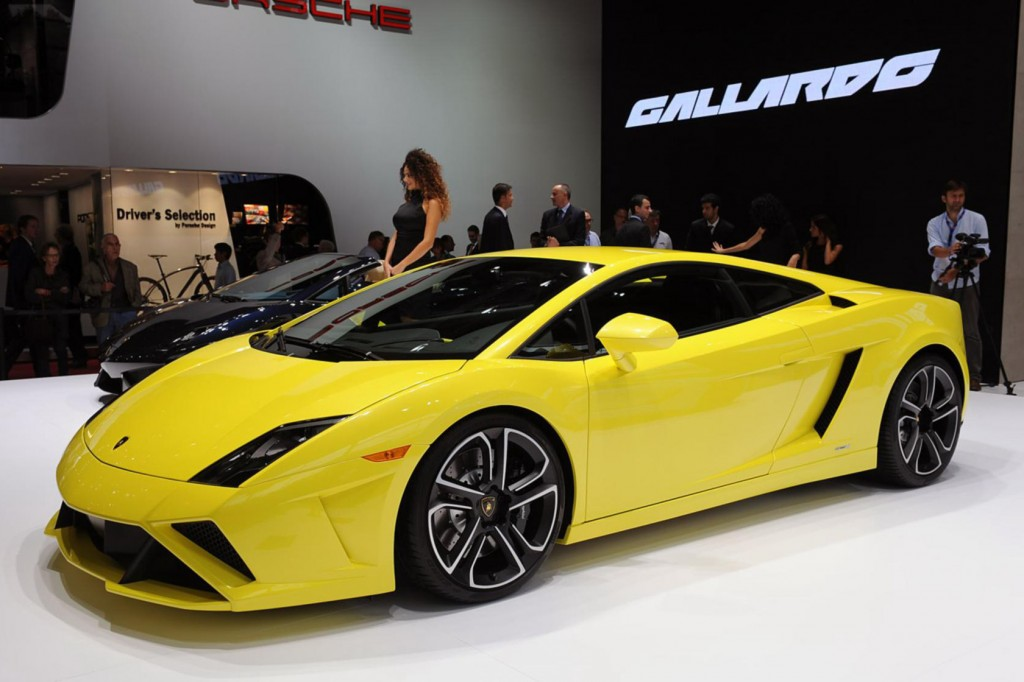 Yellow Lamborghini Gallardo Car HD Wallpapers