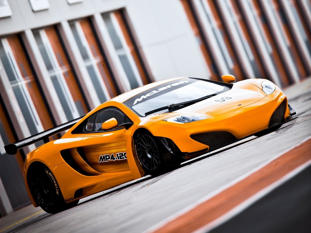 Lamborghini HD Desktop Wallpaper