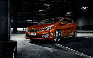 2012 Kia Proceed HD wallpapers