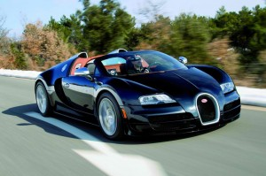 Bugatti Veyron Grand sports Car Wallpaper for desktop background
