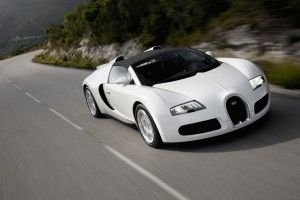 Bugatti Veyron White Wallpapers