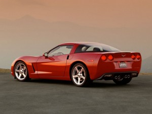 Chevrolet Corvette Red HD Wallpapers