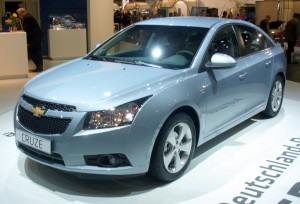Chevrolet Cruze 2013 HD Wallpapers