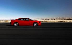 Dodge Charger-SRT8 HD Wallpapers