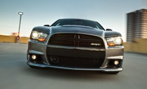 Dodge Charger Srt8 Front Wallpapers
