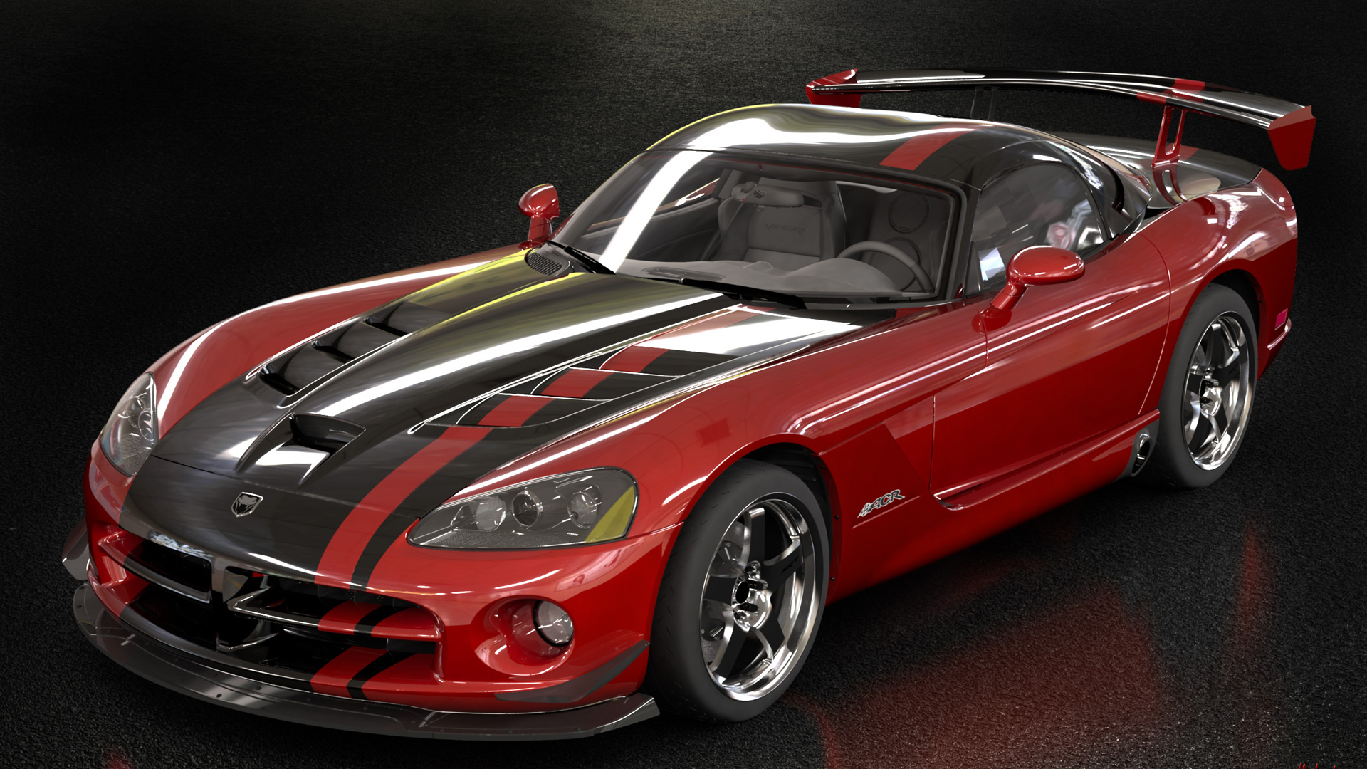 dodge viper srt wallpaper |