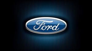 Ford Car Logo Wallpaper for desktop