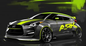 Hyundai Veloster Turbo HD Wallpapers