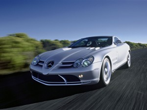Mercedes Benz Mclaren slr Wallpapers