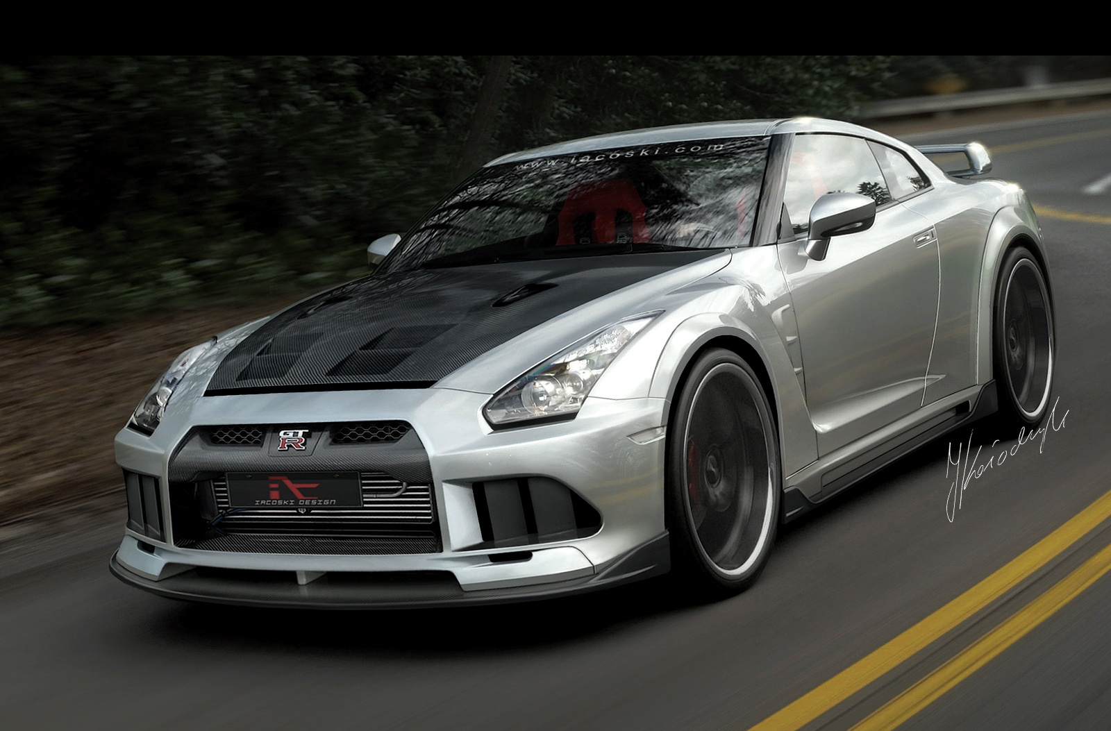 nissan car gtr hd wallpaper my site. Black Bedroom Furniture Sets. Home Design Ideas