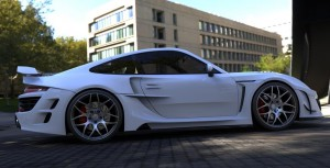 Porsche Car HD Wallpaper for desktop