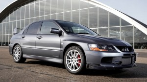2007 Mitsubishi Lancer Car Wallpaper For desktop