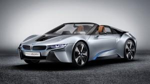 download 2013 BMW i8 Spyder Concept V1 1080p Wallpapers