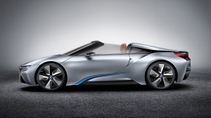 2013 BMW i8 Spyder Concept V2 1080 Wallpaper