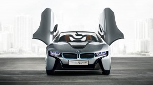 2013 BMW i8 Spyder Concept V5 1080p for desktop