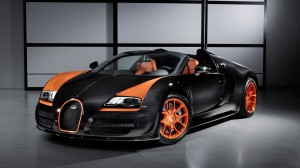 2013 Bugatti Veyron Grand Sport Vitesse World Speed Record V1 1080 Hd wallpaper